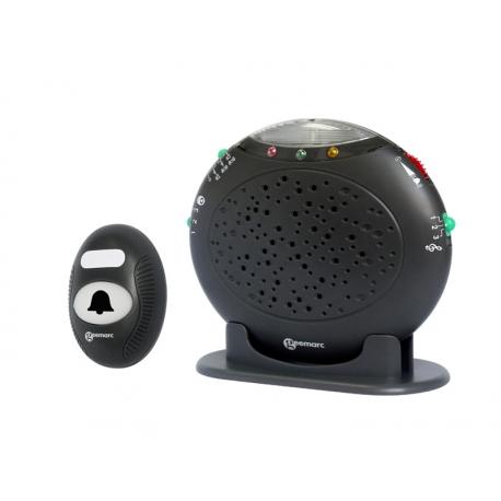 Domovní zvonek pro neslyšící Amplicall 20