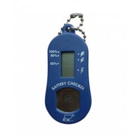 Zkoušečka (tester) baterií do sluchadel