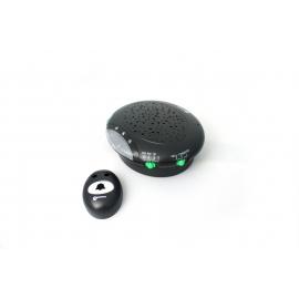 Tísňové tlačítko a přijímač pro ležící pacienty na přivolání pomoci