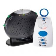 Komplexní signalizace domovního zvonku pro neslyšící - světlo, zvuk